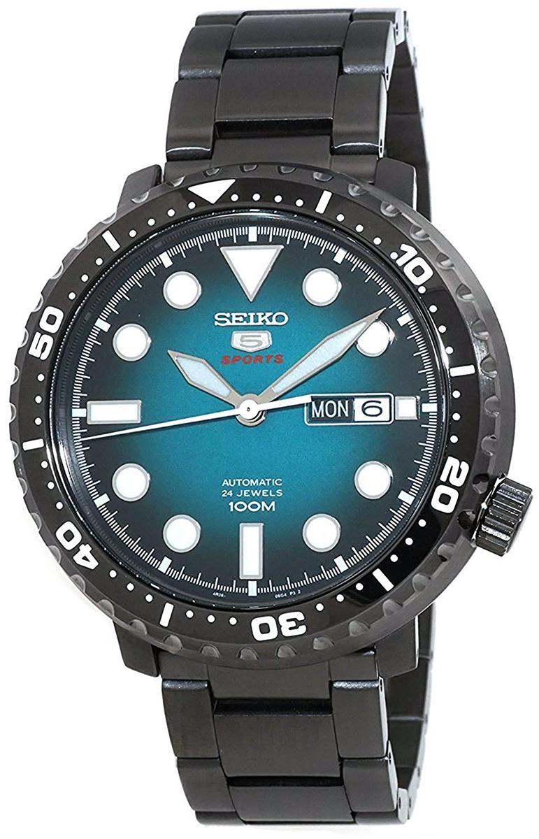 [訳あり品] [新品] SEIKO SRPC65K1 セイコー ファイブ 100m 防水 [並行輸入品]