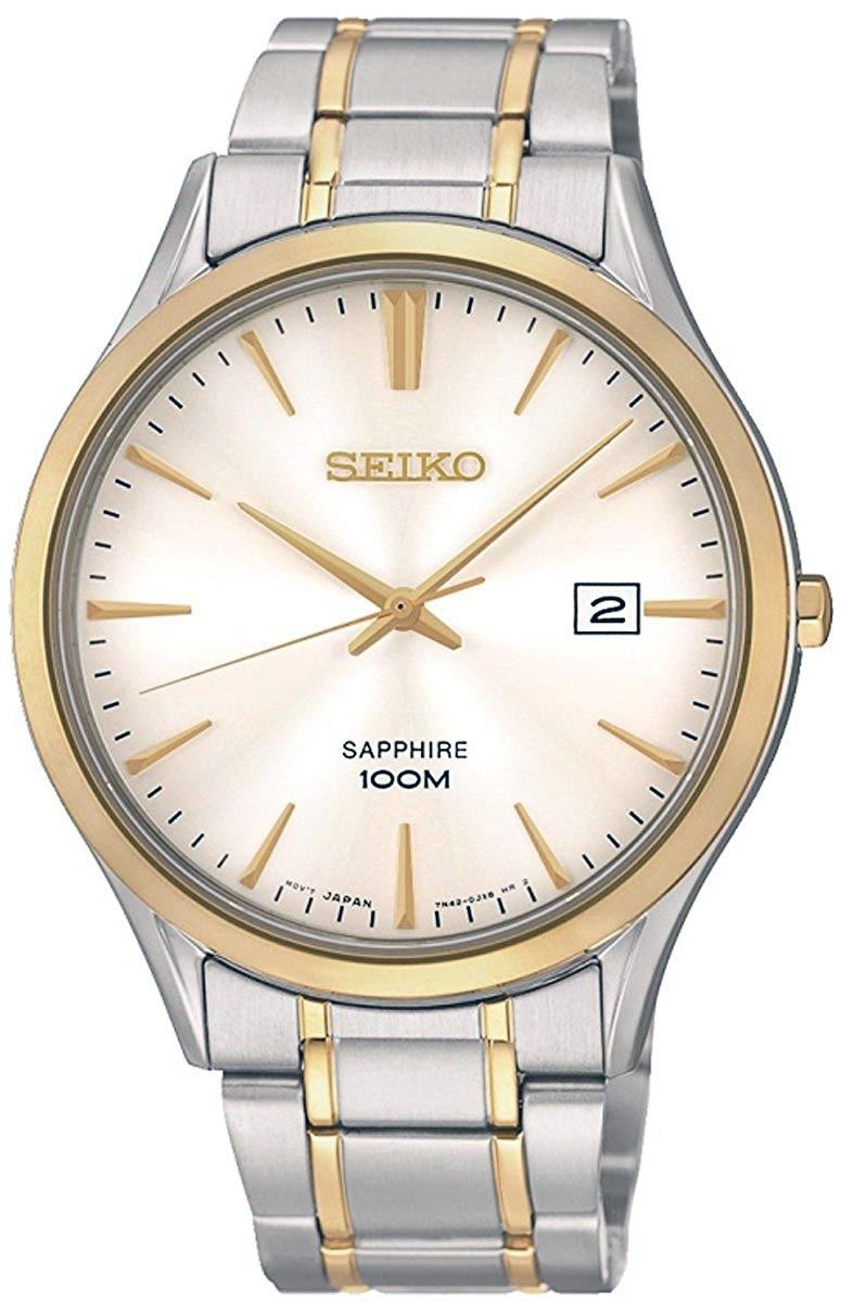 SEIKO SGEG96P1 [セイコーインポート] セイコー クオーツ 100m防水 [逆輸入モデル]