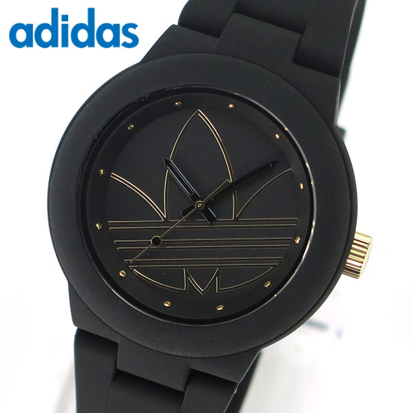 56e87247ce アディダスadidasoriginalsADH3013アバディーンABERDEENユニセックスメンズレディース腕時計新品時計 ペアウォッチウォッチ黒ブラック