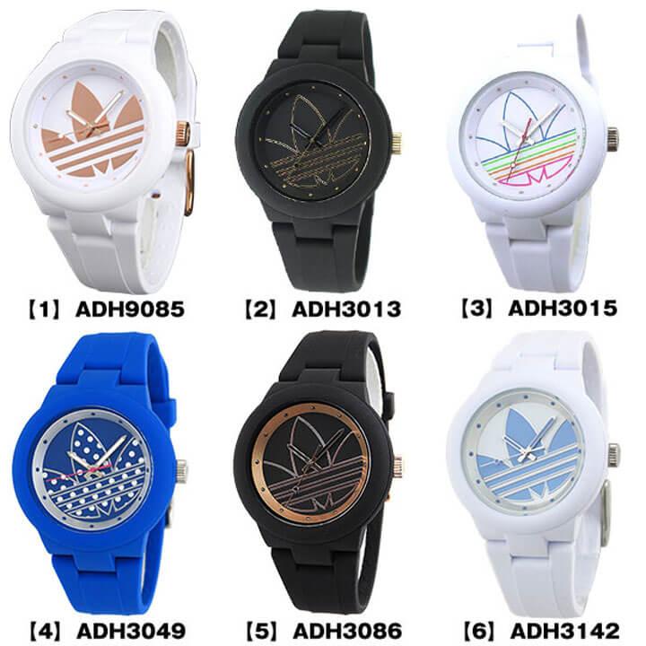 91419694a4 【アナログ表示】 【クオーツ】 メンズ・レディース腕時計// ADH3086 【アディダス】 ABERDN// 【楽ギフ/_包装】 アバディーン  adidas