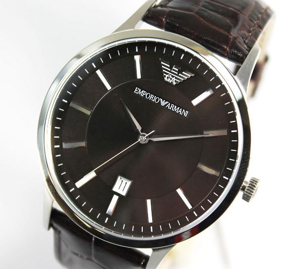 【送料無料】AR2413【EMPORIO ARMANI】エンポリオアルマーニ メンズ 腕時計 時計 watch アルマーニ 海外モデル 誕生日プレゼント 男性 ギフト