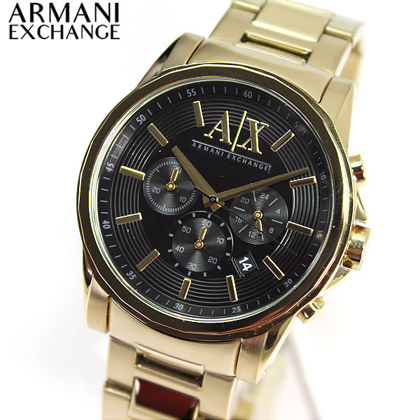 6987ed7488e AX2095 ARMANI EXCHANGE Armani Exchange mens watch watches chronograph