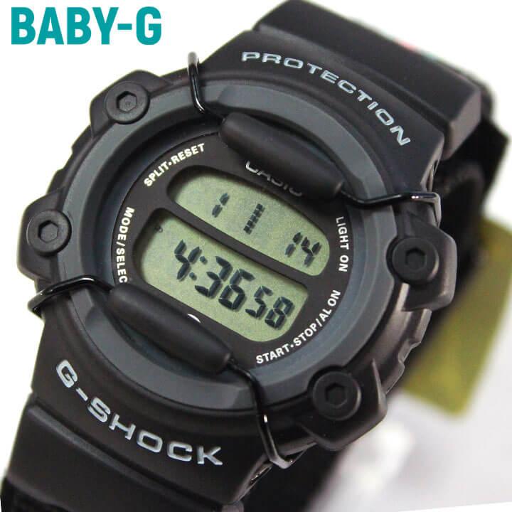 【先着!250円OFFクーポン】【プレミア商品】CASIO カシオ Baby-G ベビーG DW-650-1 海外モデル メンズ レディース 腕時計 時計 初期型ベビーG ベイビージー お宝 黒 ブラック デジタル ギフト