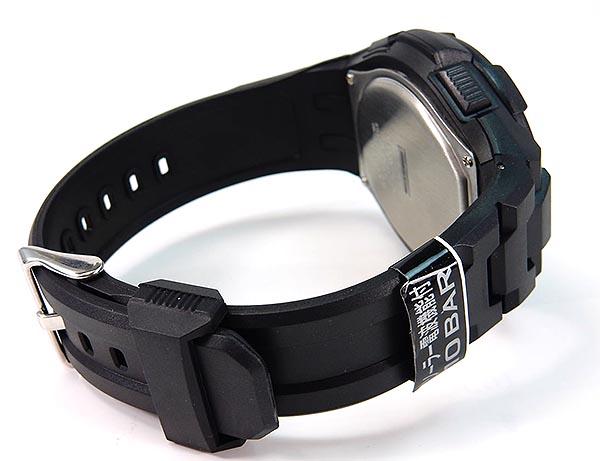 【】 シチズン 電波 ソーラー電波時計 Q&Q チプシチ CITIZEN 国内正規品 腕時計 メンズ 防水 電波ソーラー デジタル アナデジ ブラック ブルー チープシチズン 誕生日プレゼント 男性 ギフト