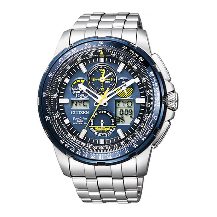 ef00aa501f シチズンプロマスターエコドライブダイバーズSKYシリーズブルーエンジェルスJY8058-50LCITIZENPROMASTER国内正規品腕時計