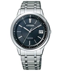 【送料無料】CITIZEN シチズン EXCEED エクシード メンズ 腕時計 時計エコドライブ電波時計 EBG74-5025 チタン 薄型 EBG74-5025 国内正規品 誕生日プレゼント 男性 ギフト