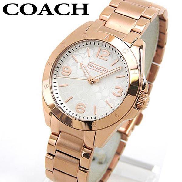【送料無料】COACH コーチ TRISTEN トリステン 14501780 海外モデル レディース 腕時計 ウォッチ ピンクゴールド ブランド 誕生日プレゼント 女性 卒業祝い 入学祝い ギフト