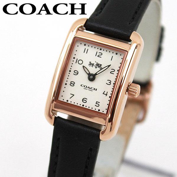 【送料無料】COACH コーチ THOMPSON トンプソン 14502451 海外モデル レディース 腕時計 ウォッチ 革ベルト レザー クオーツ アナログ 金 ピンクゴールド ベージュ 誕生日プレゼント 女性 ギフト