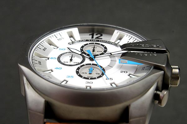 bbd4931f9f 送料無料DIESELディーゼル腕時計メンズwatch時計アナログDZ4280海外モデルMEGACHIEFメガチーフ52x58