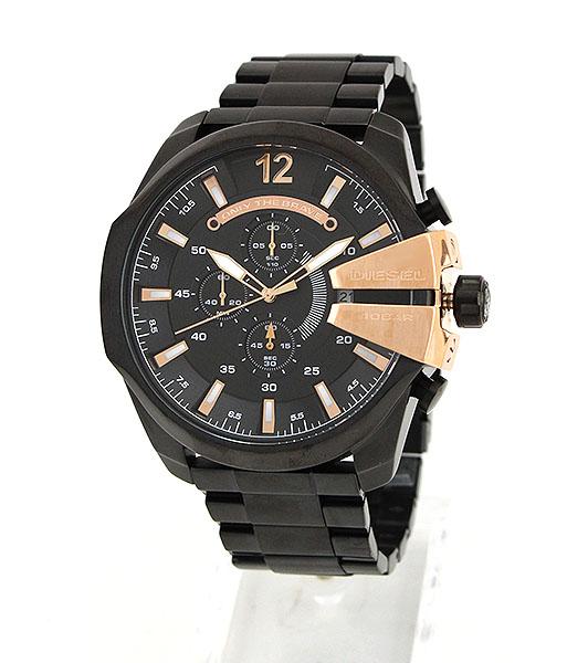 3b786b6f6f 送料無料DIESELディーゼルMEGACHIEFメガチーフDZ4309海外モデルメンズ男性用腕時計新品時計