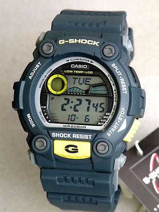 CASIO カシオ G-SHOCK Gショック ジーショック G-7900-2海外モデル 時計 メンズ 腕時計 新品 多機能 防水 G-SHOCK Gショック 青 ブルー タイドグラフ ムーンデータスポーツ 商品到着後レビューを書いて3年保証 誕生日プレゼント 男性 クリスマス ギフト