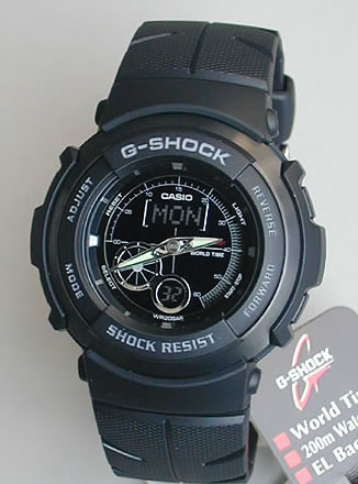 CASIO カシオ Gショック ジーショック gshock G-SHOCK G-spike G-301B-1A 海外モデル メンズ 腕時計 時計 多機能 防水 カジュアル ウォッチ G-SHOCKスポーツ 商品到着後レビューを書いて3年保証 誕生日プレゼント 男性 ギフト