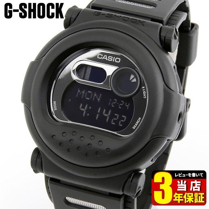 【送料無料】CASIO カシオ G-SHOCK Gショック ジーショック G-001BB-1 BB Series メンズ 腕時計 デジタル 黒 ブラック 誕生日プレゼント 男性 ギフト 海外モデル