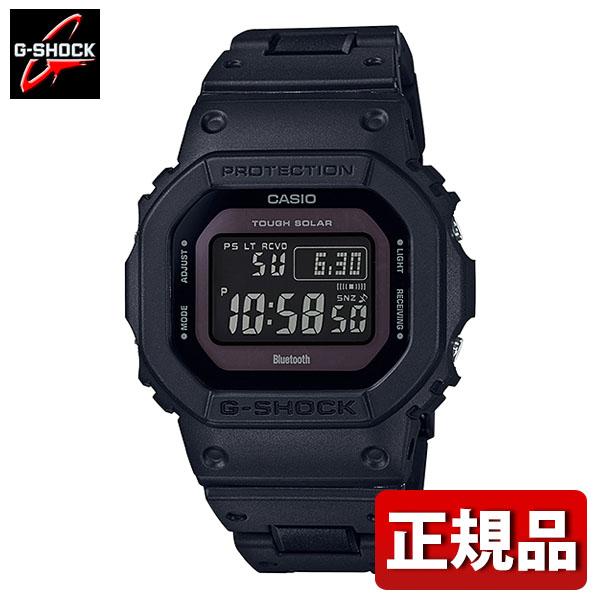 【送料無料】CASIO カシオ G-SHOCK Gショック ジーショック GW-B5600BC-1BJF メンズ 腕時計 コンポジットバンド タフソーラー 電波 モバイルリンク機能 デジタル 黒 ブラック 国内正規品