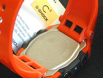 卡西欧 G-休克超低出售! G-8000-4 V 橙色狙击海外模型