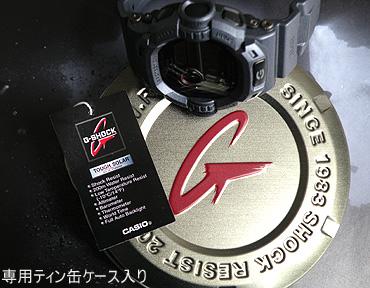 卡西欧G-SHOCK人防水手表钟表气压、高度计、温度计强壮的太阳能G打击G打击RISEMAN(上升人员)G-9200MS-8 G-SHOCK海外型号Men in Rusty Black