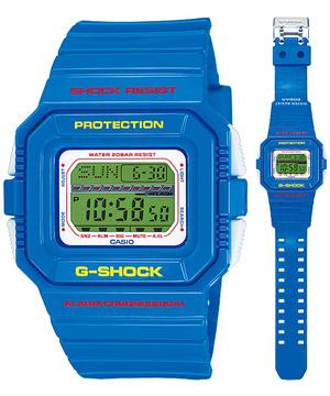 【在庫あり】 CASIOカシオ 腕時計 防水 時計 メンズ G-SHOCK Summer Colorsサマーカラーズ GLS-5500CC-2JFブルー CASIO国内正規品 耐低温仕様 誕生日プレゼント 男性 バレンタイン ギフト, COO factory c5348746