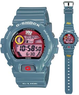 好評 CASIOカシオ 腕時計 防水 時計 メンズ G-SHOCK ハワイ発ストリートブランド In4mationタイアップモデル GLX-6900X-2JR国内正規品 Gショック ジーショックG-LIDE 誕生日プレゼント 男性 バレンタイン ギフト, オオサカサヤマシ e653dccd