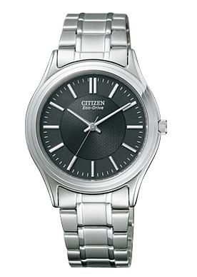 【送料無料】メーカー全国1年保証 フォーマルやビジネスシーンに似合う【CITIZEN】シチズン 腕時計 時計 シチズンコレクション FRB59-2453 ソーラー・エコドライブ搭載