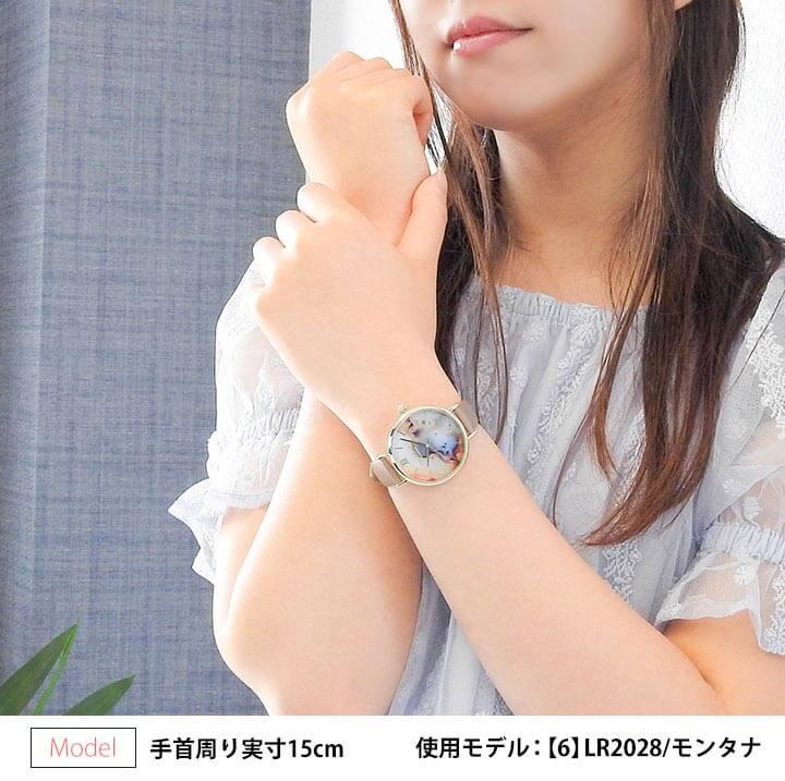 LOLA ROSE ローラローズ レディース 腕時計 革ベルト レザー 黒 ブラック 白 ホワイト ピンク 茶 ブラウン ジェムストーン 誕生日プレゼント 女性 卒業祝い 入学祝い ギフト 海外モデル 商品到着後レビューを書いて2年保証