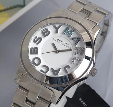 【送料無料】マーク バイ マーク ジェイコブス MARC BY MARC JACOBS METAL RIVERA MBM3136 メタルリベラ レディース ユニセックス 腕時計時計 誕生日プレゼント 女性 ギフト