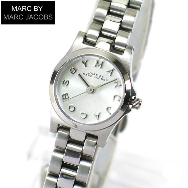 【送料無料】MARC BY MARC JACOBS マーク バイ マーク ジェイコブス MBM3198 海外モデル レディース 腕時計時計ブランド 小さめ スモール シンプル シルバー メタル 誕生日プレゼント 女性 クリスマス ギフト