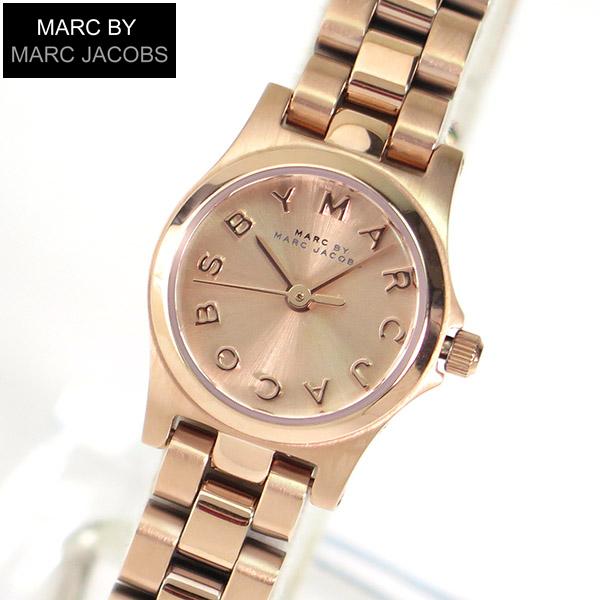 【送料無料】MARC BY MARC JACOBS マーク バイ マーク ジェイコブス MBM3200 海外モデル レディース 腕時計 時計 ピンクゴールド 誕生日プレゼント 女性 ギフト