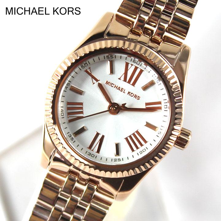 e7c58b59f086 MICHAEL KORS Michael Kors MK3230 ladies watch ladies watches watch brand  new pink