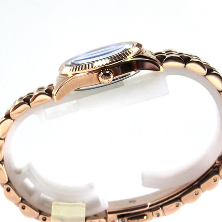 MICHAEL KORS マイケルコース MK3272 レディース 腕時計 時計 ゴールド×ブルー 誕生日プレゼント 卒業祝い 入学祝い 女性 ギフト