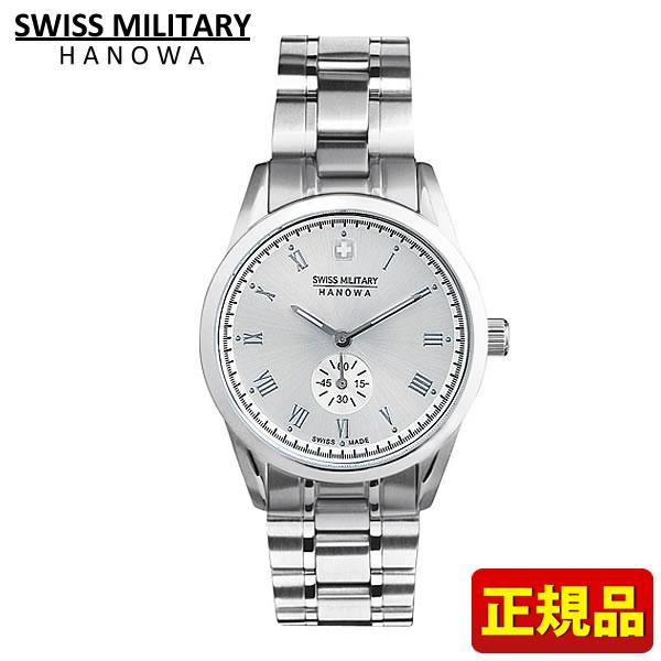 【先着!250円OFFクーポン】SWISS MILITARY スイスミリタリー ROMAN ローマン レディース 腕時計時計 ML350 ML-350 シルバー 国内正規品 誕生日プレゼント 女性 ギフト
