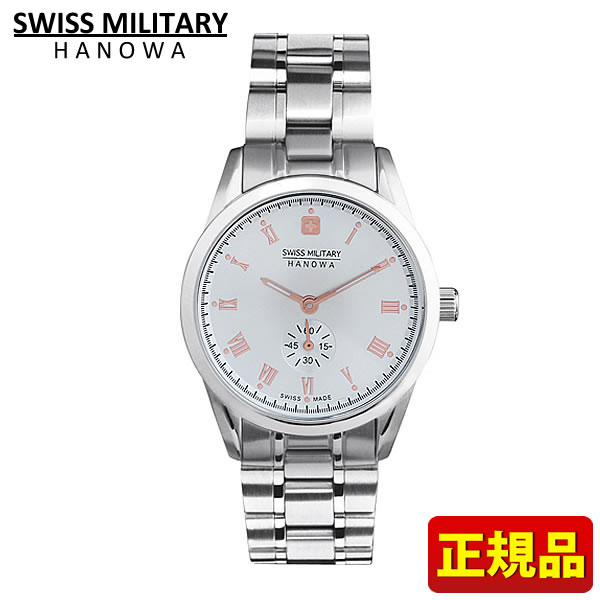 SWISS MILITARY スイスミリタリー ROMAN ローマン レディース 腕時計時計ML351 ML-351 国内正規品 誕生日 女性 ギフト プレゼント