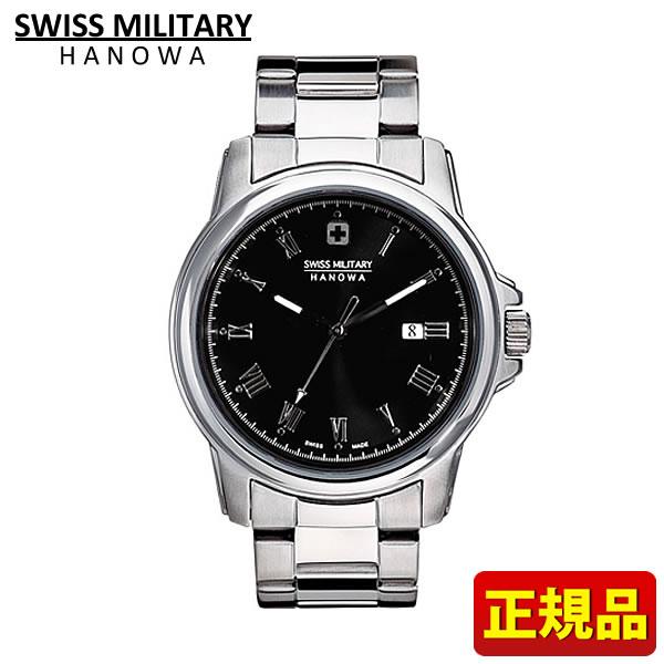 【送料無料】SWISS MILITARY ROMAN Hanowa スイスミリタリー ローマン メンズ 腕時計 新品 時計 ウォッチ ML364 ML-364 誕生日プレゼント 男性 卒業祝い 入学祝い ギフト
