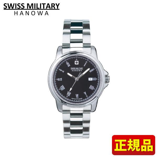 【先着!250円OFFクーポン】SWISS MILITARY スイスミリタリー ROMAN ローマン レディース 腕時計時計ML366 ML-366 ブラック 黒 誕生日プレゼント 女性 ギフト