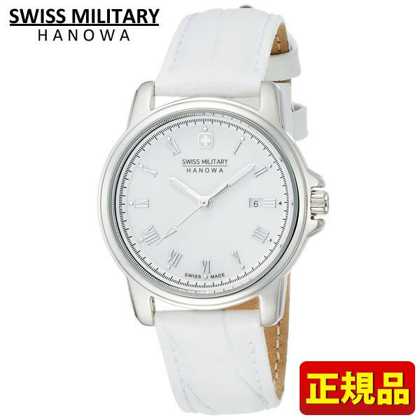 【送料無料】SWISS MILITARY スイスミリタリー ROMAN ローマンシリーズ ML-410 ML410 国内正規品 レディース 腕時計 ウォッチ 白 ホワイト 誕生日プレゼント 女性 卒業祝い 入学祝い ギフト