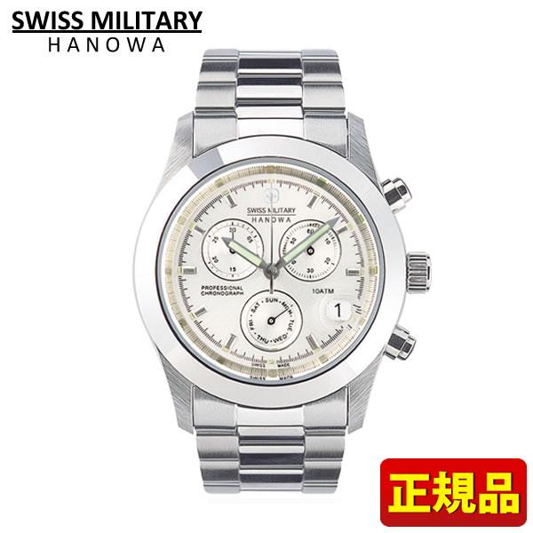 【先着!250円OFFクーポン】SWISS MILITARY ELEGANT CHRONO スイスミリタリー 腕時計時計 エレガントクロノ ML-246 ML246 メンズ 国内正規品 誕生日プレゼント 男性 ギフト