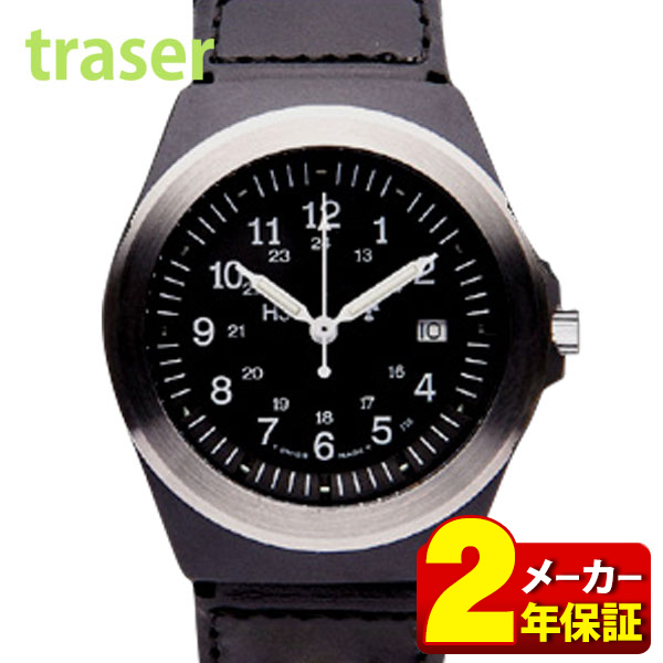 traser watches トレーサー 腕時計 P5900.506.33.11 TYPE3 Black タイプ3 ブラック T25表記あり メンズ 正規品 誕生日 男性 ギフト プレゼント