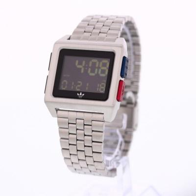 adidas / アディダス Z01-2924 Archive_M1 アーカイブ 腕時計 メンズ レディース ユニセックス シルバー デジタル 【あす楽対応_東海】