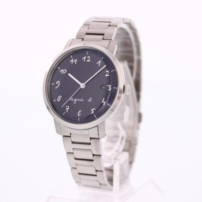 agnes b. / アニエスベー BG8006X1腕時計 メンズ レディース ユニセックス ステンレス 【あす楽対応_東海】