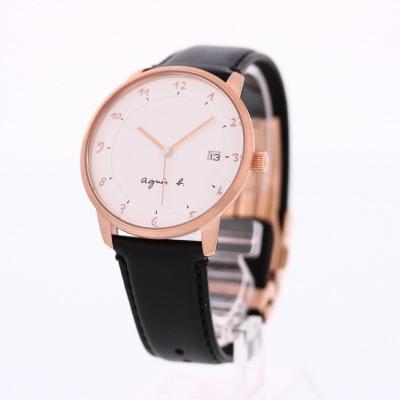 agnes b. / アニエスベー BS9001J1腕時計 メンズ クオーツ レザーベルト 【あす楽対応_東海】