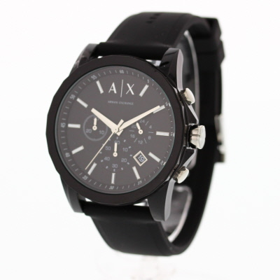 最安値に挑戦 新品 1年保証 宅配便送料無料 AX アルマーニエクスチェンジ 腕時計 AX1326 メンズ あす楽対応_東海