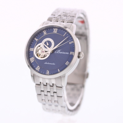 Baron / バロン BR-MJ502 腕時計 メンズ 自動巻き ステンレスベルト 【あす楽対応_東海】