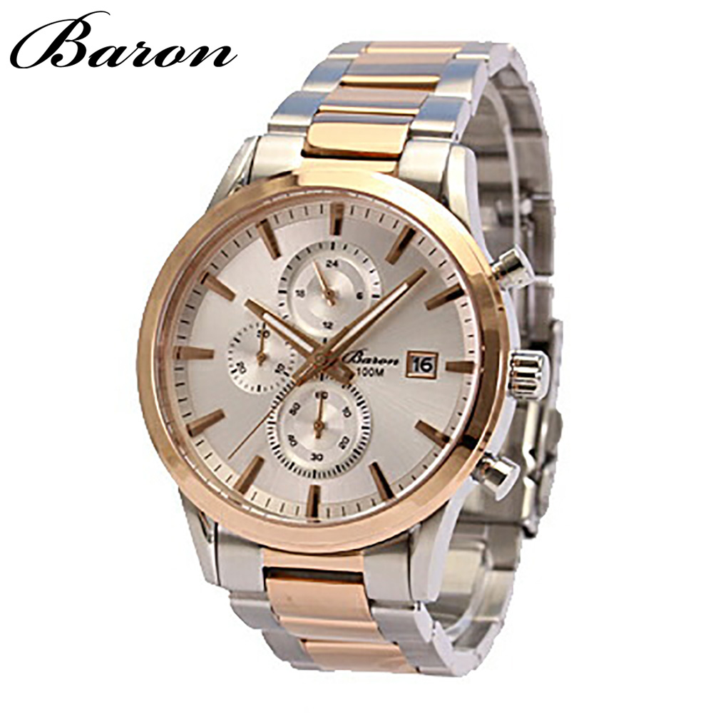 BARON / バロンBR-PH008 腕時計 メタルベルト 【あす楽対応_東海】