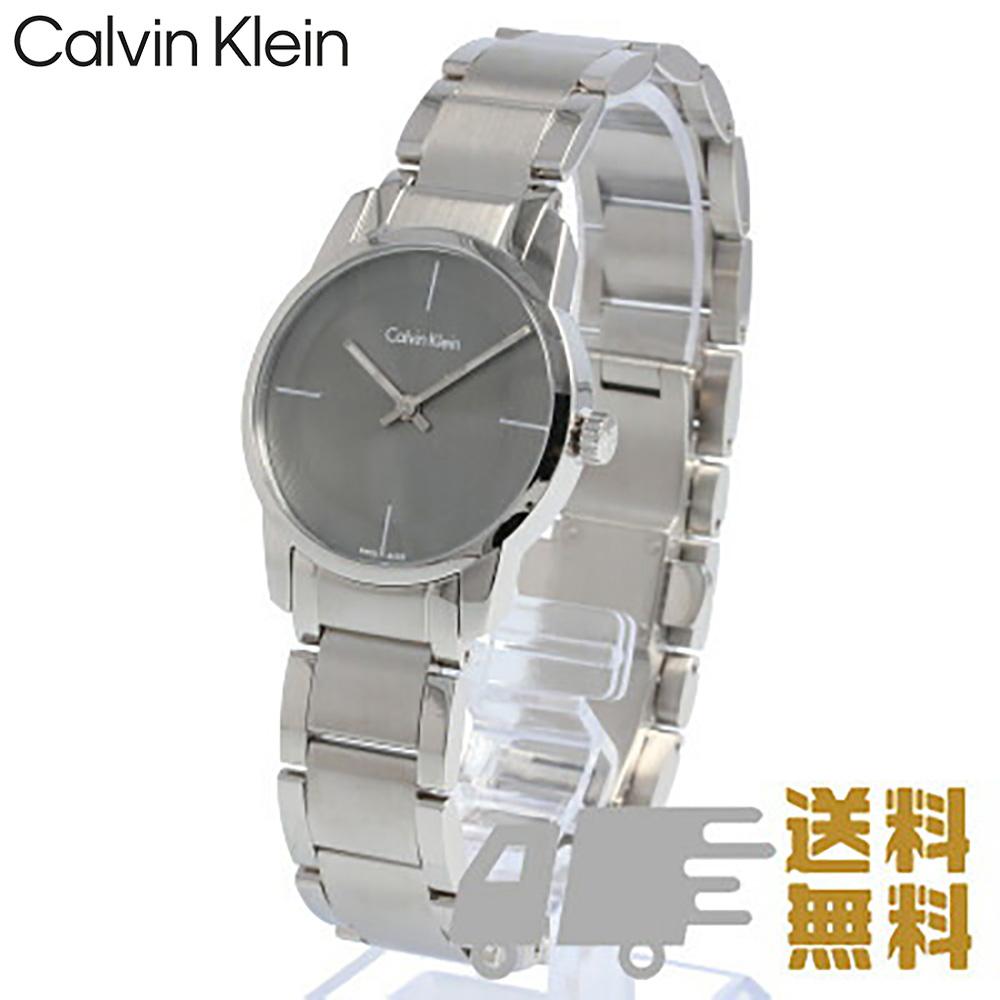 CALVIN KLEIN / カルバンクライン K2G23144 CITY シティー 腕時計 レディース CK シーケー 2針 【あす楽対応_東海】