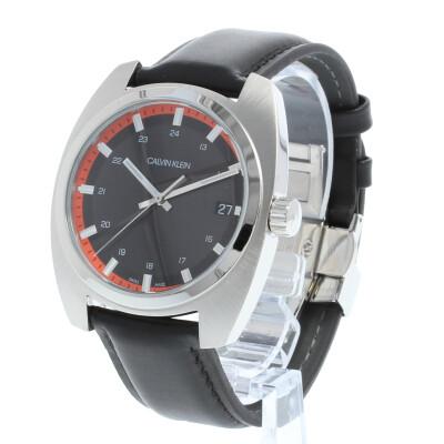 CALVIN KLEIN / カルバンクライン K8W311C1腕時計 Achieve アチーブ CK メンズ レザー 【あす楽対応_東海】