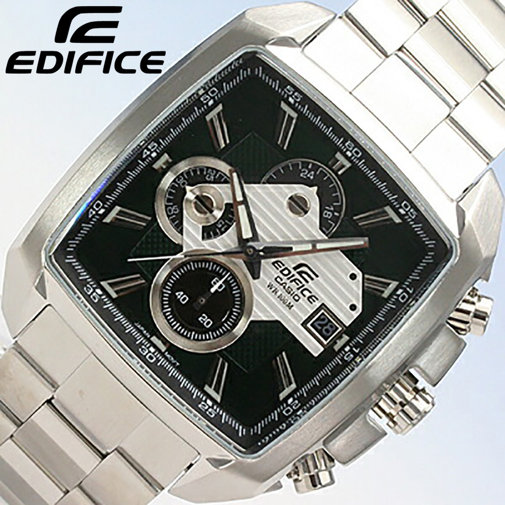 53858457e9c0 tokia  CASIO   Casio EDIFICE EF-549D-3   analog chronograph model ...