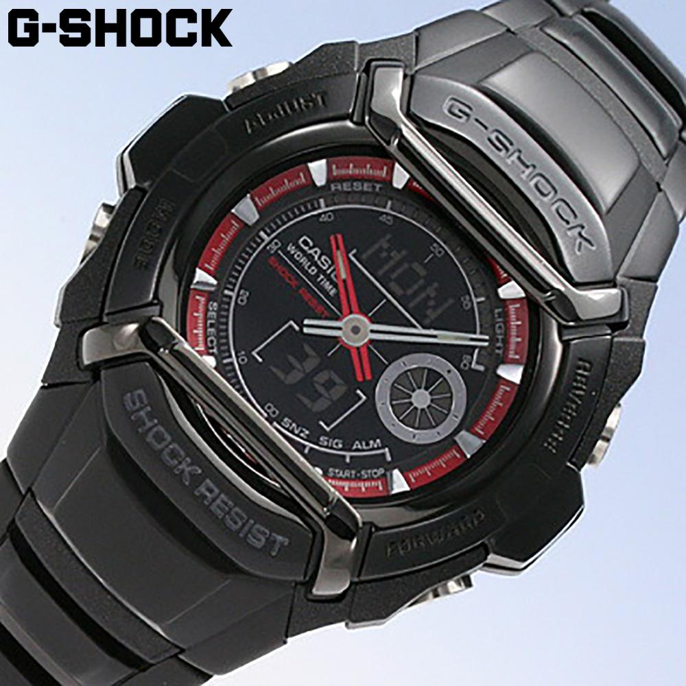 CASIO/卡西欧G-SHOCK COCKPIT G-521BD-4AVDR/驾驶室系列黑色型号