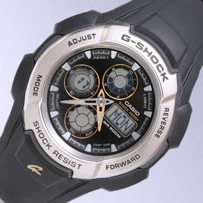 CASIO/卡西欧G-SHOCK G-601-1AV/驾驶室系列黑色带