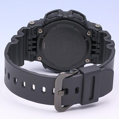 CASIO/卡西欧G-SHOCK GW-9100MB-1ER/Men in Mat Bla/人·in·垫子·黑色防锈结构的海夫人员