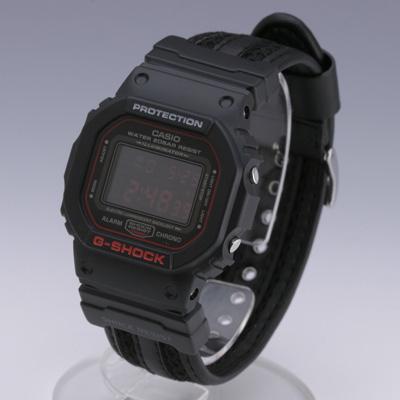 CASIO/卡西欧G-SHOCK DW-5600CL-1DR/休闲味道的C-SPEC系列