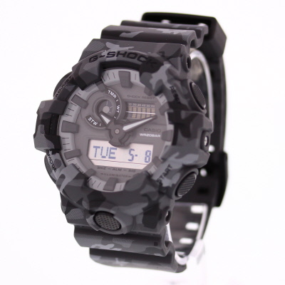 CASIO / カシオ G-SHOCK / ジーショック GA-700CM-8A腕時計 【あす楽対応_東海】